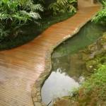 Carpintaria - Deck em lago