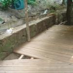 Carpintaria - Passarela